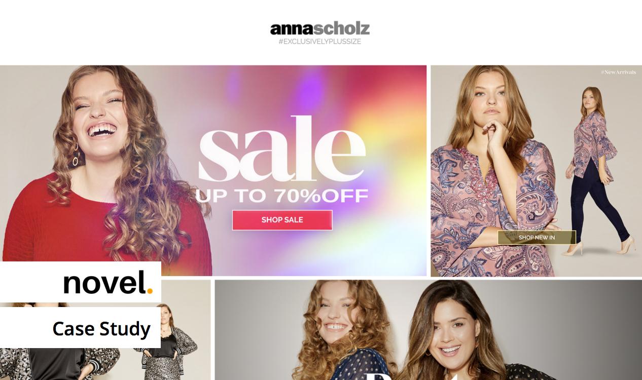 Anna Scholz - Social Media Ads