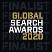 novel shortlisted at the Global Search Awards 2020 for SEO work